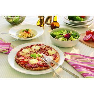 LE MENU 6 assiettes à steak 29.5 cm   Achat / Vente ASSIETTE