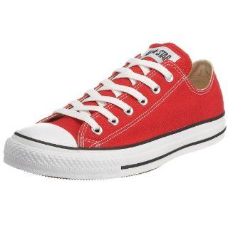 Converse Chuck Taylor All Star Shoes (M9696) Low Top in Red Shoes