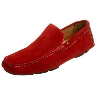 To Boot New York Mens Carson Driving Moccasin,Rosso,10 M US Shoes