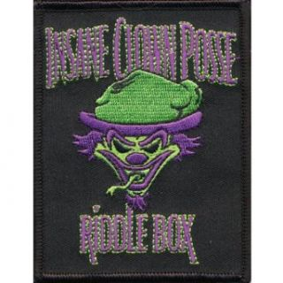Insane Clown Posse   Riddle Box Patch: Clothing