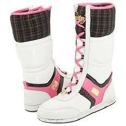 Pastry Glam Pie Boot Strawberry Athletic Shoes   Size 8.5 B