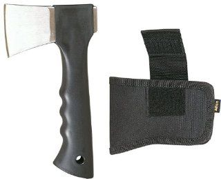 Allen Company Compact Axe wi Belt Case Sports