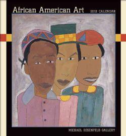 African American Art 2012 Calendar (Calendar)