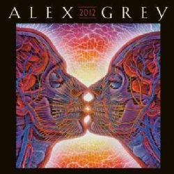 Alex Grey 2012 Calendar (Calendar)