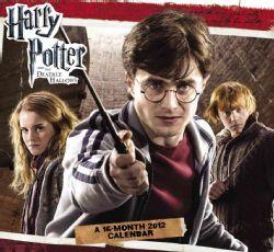 and the Deathly Hallows 2 2012 Calendar (Calendar)