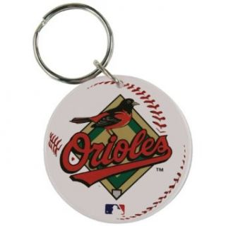 Baltimore Orioles   Baseball Logo Acrylic Keychain
