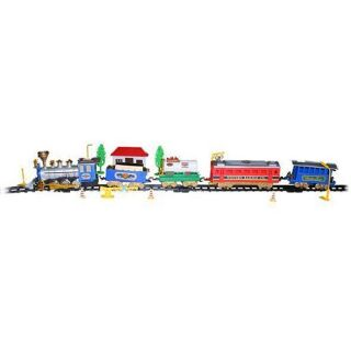 Red Labeled Classic 29 piece HO Scale Model Train Set