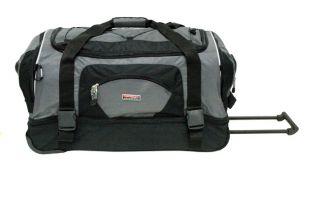 Traveler 29 inch Two section Rolling Duffel Bag
