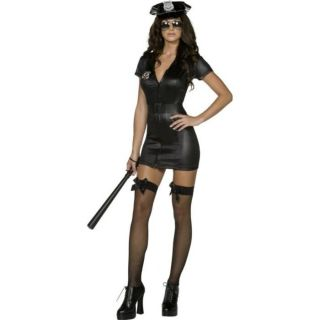 Costume Policière Sexy (M  40/42)   Déguisement comprenant:  une
