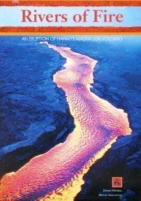 Hawaii DVD Rivers of Fire Eruption of Mauna Loa Volcano