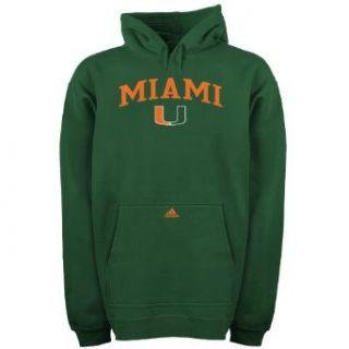 NCAA Miami Hurricanes Big Game Day Hoodie Clothing