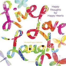Live Love Laugh Betsey Cavallo 2013 Calendar (Calendar)