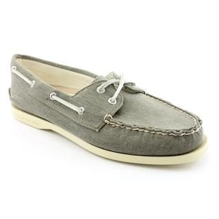 Sperry Top Sider Womens A/O Canvas Casual Shoes (Size 8.5