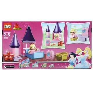 LEGO DUPLO Disney Princess Sleeping Beautys Room 6151