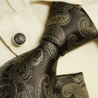 Brown Paisleys men in ties happy valentines day discount