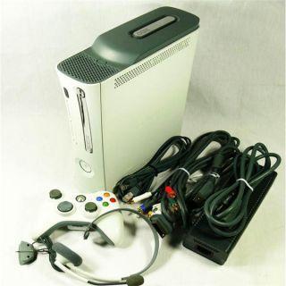 Microsoft Xbox 360 Game Console 20GB (Refurbished)