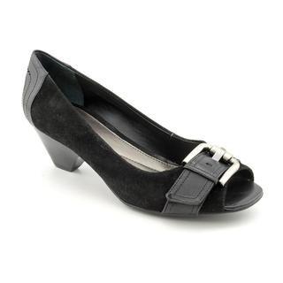 Easy Spirit Womens Maribel Regular Suede Dress Shoes (Size 8.5