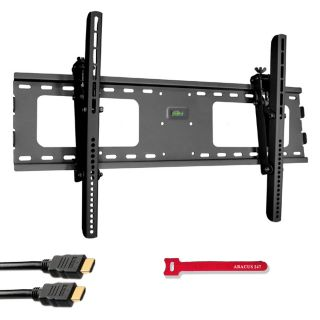 Tilt Wall Mount for Panasonic Sony Samsung Vizio Philips LG 30 63 LCD