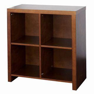 Guildford Chestnut Wood Bookcase
