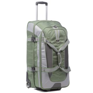 High Sierra Cactus 32 inch Wheeled Upright Duffel Bag