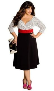 IGIGI by Yuliya Raquel Plus Size Laura Vintage Dress 26/28