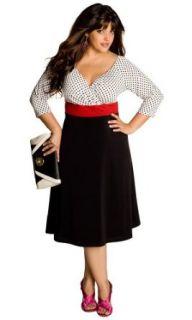 IGIGI by Yuliya Raquel Plus Size Laura Vintage Dress 26/28