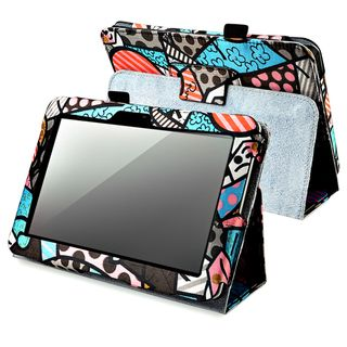 BasAcc Leather Case with Stand for  Kindle Fire HD 7 inch