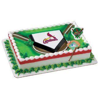 St. Louis Cardinals Cake Decorating Kit