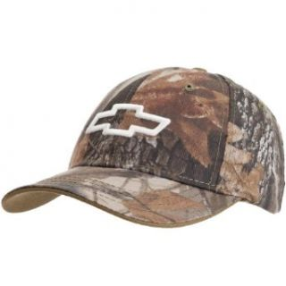 Chevrolet   Logo Camo Adjustable Cap: Clothing