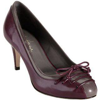 Violet Air Lace Pump 60,Oxblood Dark Gull Grey,9.5 C/D US Shoes
