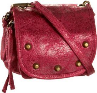 Matt & Nat Womens Callahan Cross Body Bag,Magenta,One Size Shoes