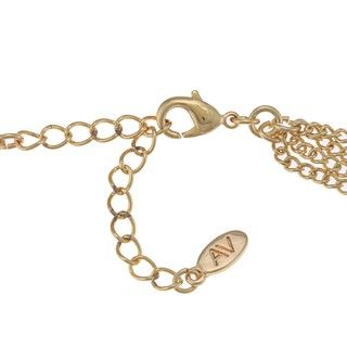 Adrienne Vittadini Goldtone Sicilia Fashion Necklace