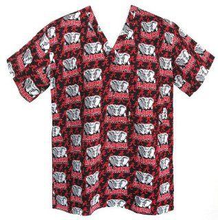 University of Alabama Scrub Top Shirt Size XXL Case Pack 6