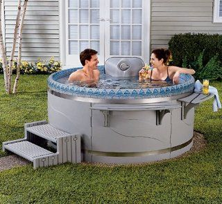 Voyager Portable Spa 4 Piece Cover Set