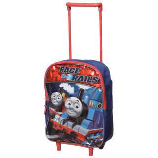 Thomas The Train Rolling Backpack