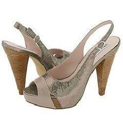 Steve Madden Rappido Pewter Multi Sandals