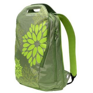 Golla G365 Bloom 15.4 inch Green Laptop Backpack