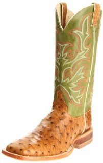 Justin Boots Mens Aqha Broad Square toe Remuda Boot Shoes