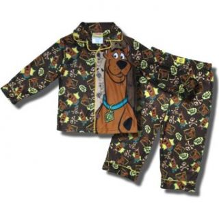 Scooby Doo Skull and Crossbones Long Sleeve/Long Leg