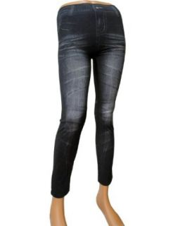 TheLees (RUS 001) Women Washing Jeans Printed Tight
