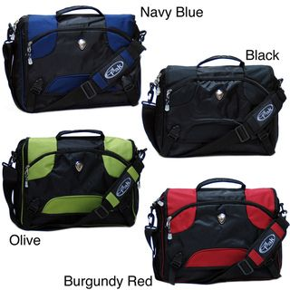 CalPak Ransom 18 inch Premium Expandable Laptop Messenger Bag