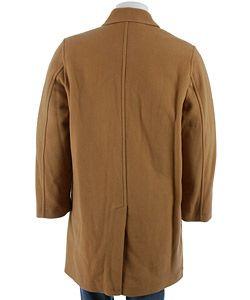 Claiborne Mens Cashmere Blend 39 inch City Coat