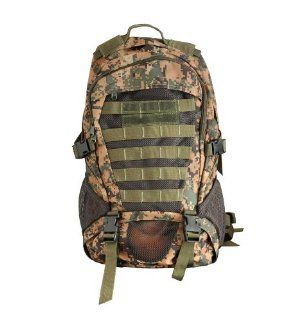 Army Backpack Military Tactical Camo Backpack Bag Camping