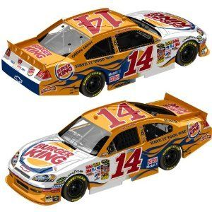 Tony Stewart Burger King 2011 164 Scale Diecast Car