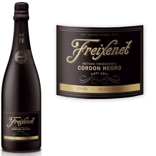Freixenet Brut Cordon Negro   Achat / Vente PETILLANT MOUSSEUX