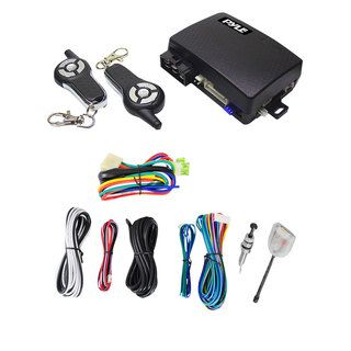 Pyle 4 Button Remote Start/ Door Lock Vehicle Security System