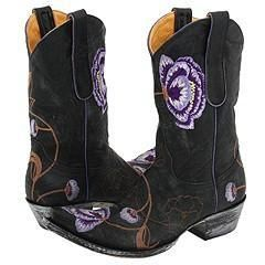Old Gringo Marsha Black/Purple Boots