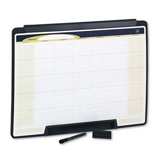 Motion Dry Erase Calendar Board (18 x 24  inches)