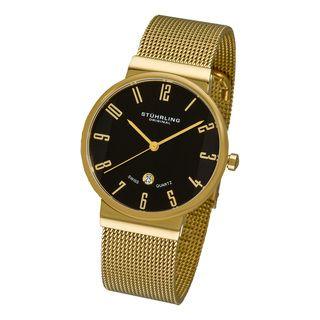 Stuhrling Original Womens Lady Monticello Swiss Quartz Watch