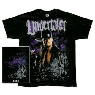 WWE   Undertaker Forest T Shirt   X Large Clothing